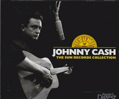 £3.49 • Buy Johnny Cash The Sun Records Collection -  CD 70VG The Cheap Fast Free Post The