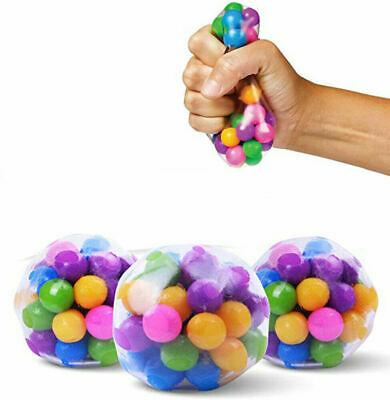 Squishy Sensory Stress Reliever Ball Toy Autism Squeeze Anxiety Fidget • 3.69£