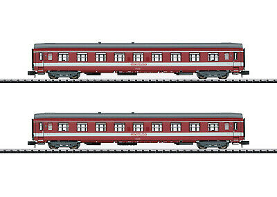 AU126.17 • Buy Minitrix 15951 N Gauge Passenger Car Set Capitole SNCF