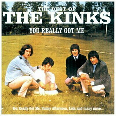 The Kinks - You Really Got Me - Best Of [New CD] • 6.59£