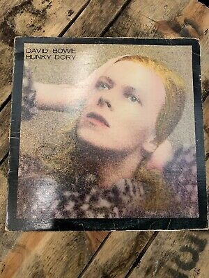 David Bowie - Hunky Dory LP • 22£