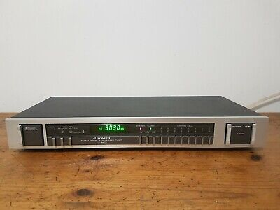 Vintage Pioneer Tx 940 Fm/am Digital Synthesized Tuner / Hifi Radio • 20£