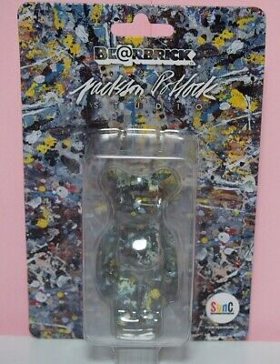 $239.37 • Buy Be@Rbrick Be Rbrick Jackson Pollock Studio 100