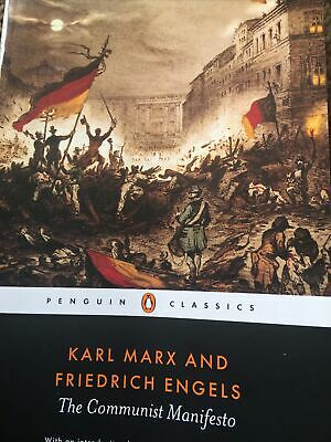 Karl Marx And Freidrich Engels The Communist Amnifesto • 0.99£