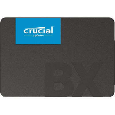 "AU58 • Buy Crucial SSD 240GB BX500 2.5"" (CT240BX500SSD1)"