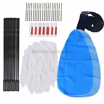 AU116.14 • Buy 20 Sets Of Flute Cleaning Kit 5-piece Set Maintenance Tool For Flute Player