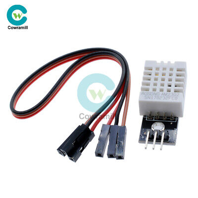 AU6.32 • Buy DHT22/AM2302 Digital Temperature And Humidity Sensor Module Replace SHT15