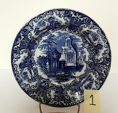$24.95 • Buy Petrus Regout Maastricht Made In Holland ABBEY Pattern Soup Bowl #1