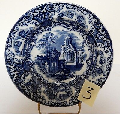 $24.95 • Buy Petrus Regout Maastricht Made In Holland ABBEY Pattern Soup Bowl #3