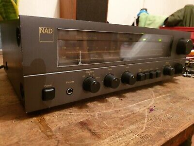 Nad 7020 Vintage Receiver Amplifier Tuner Nad 3020+4020 One Box (Youtube Demo) • 165£