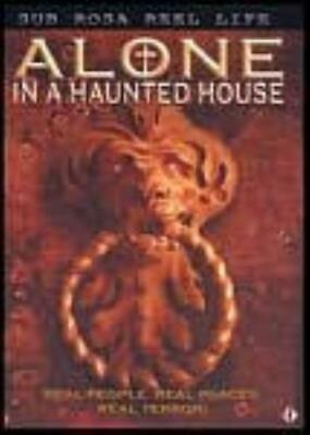 Alone In A Haunted House =Region 2 DVD= • 10.99£