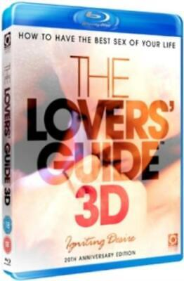 Lovers' Guide 3D - Igniting Desire =Region B BluRay= • 13.59£