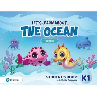 AU57.80 • Buy Let's Learn About The Ocean K1 Journey Student's Book A - Mixed Media Product NE