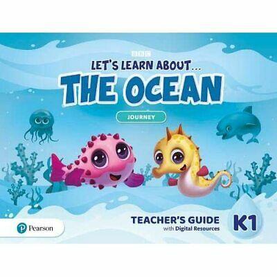 AU92.71 • Buy Let's Learn About The Ocean K1 Journey Teacher's Guide  - Mixed Media Product NE
