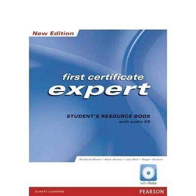 £27.54 • Buy FCE Expert: Students Resource Book No Key - Paperback NEW Kenny, Nick 2008-02-27
