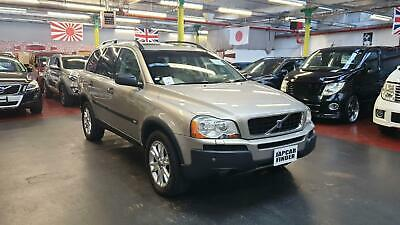 2005 Volvo XC90 T6 SE Geartronic AWD Only 27620 Miles SUV Petrol Automatic • 9,895£
