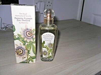 The Royal Horticultural Society Passion Flower Eau Fraiche By Bronnley New  • 4£