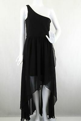 AU46 • Buy Forever New Black One Shoulder Dressm | FREE Shipping |by Reluv Clothing