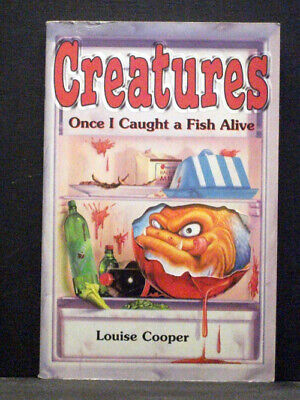 £2.83 • Buy Once I Caught A Fish Alive   1st In Creatures Series By Louise Cooper