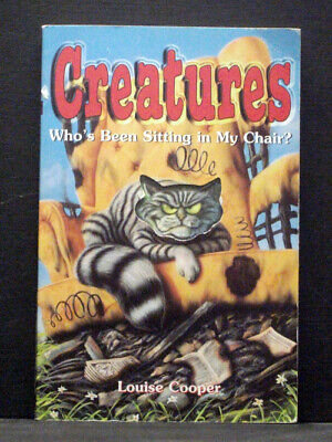 £2.83 • Buy Who`s Been Sitting In My Chair? 4 Creatures Series By Louise Cooper Paperback