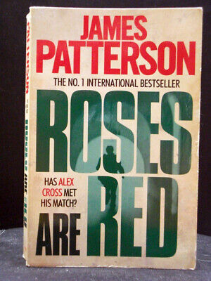 £4.52 • Buy Roses Are Red  Sixth Book Alex Cross Series By James Patterson Paperback