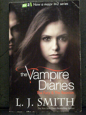 The Fury / Reunion  Book Vampire Diaries Books 3 4 By L J Smith • 4.49£