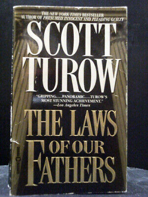 AU8.52 • Buy The Laws Of Our Fathers  Fourth Book Kindle County By Scott Turow