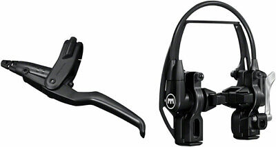 $138.60 • Buy Magura HS11 Linear Pull Brake And Lever - Front Or Rear, 4-Finger Lever, Black