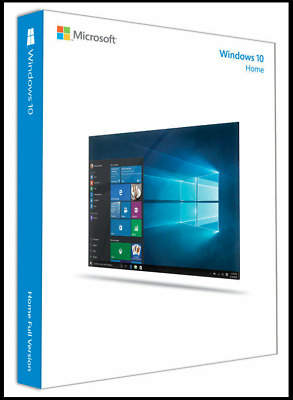 $ CDN78.64 • Buy WINDOWS 10 Home Spanish  32/64-USB & Activation Key Code (R138)