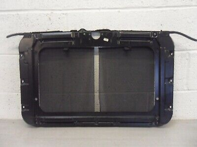 Land Rover Discovery 2 Td5 Front Sunroof Drain Tray & Blinds 1998 - 2004 • 50£