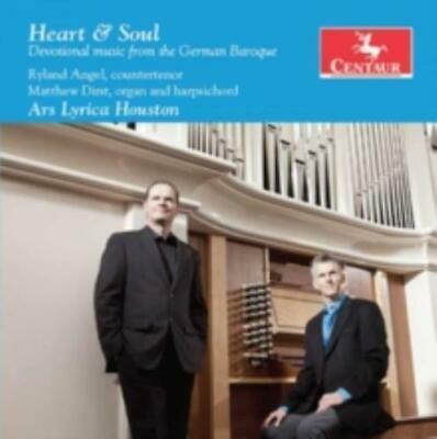 Ars Lyrica Houston: Heart And Soul =CD= • 16.99£