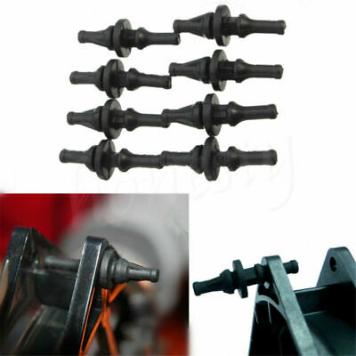 £3.80 • Buy 50X Rubber Screws Mount Anti Shock Tools For PC Computer Case Crate Cooling Fan