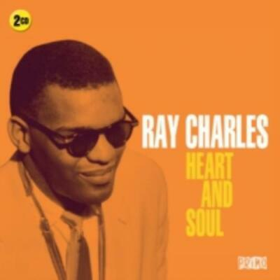 Ray Charles: Heart And Soul =CD= • 9.99£