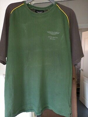 Aston Martin Racing T Shirt.  Xl. • 3.50£