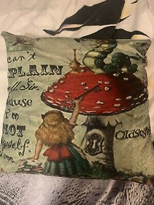Alice In Wonderland Cushion  • 5£