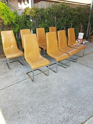 AU10 • Buy Contemporary Used Dining Chairs In Good Condition