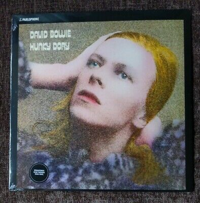David Bowie Hunky Dory Remastered 180g Vinyl LP New Sealed  • 22.99£