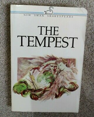 The Tempest Shakespeare (paperback 1985) • 0.99£