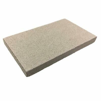 Vermiculite Brick Panel Board 600x500 30mm Perfect For Stoves, Grates, BBQ Liner • 59£