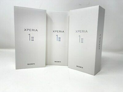 AU1059.65 • Buy Sony XPERIA 1 Ii XQ-AT52 GLOBAL UNLOCKED 256GB 12GB RAM DUAL SIM | GREEN