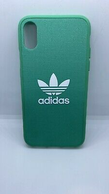 AU20.98 • Buy Adidas Case For Iphone Xs/x Moulded Case Res Green