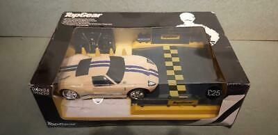 BBC Top Gear Battery Operated Ford GT40 The Stig In Original Box • 24.99£