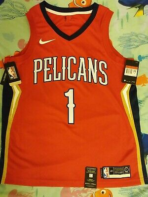 $26.99 • Buy Nike Jersey Zion Williamson New Orleans Pelicans Size Large Authentic Deadstock