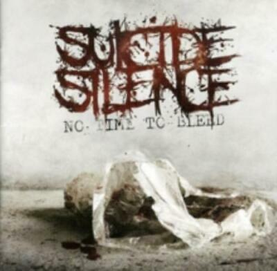 Suicide Silence: No Time To Bleed =CD= • 16.39£