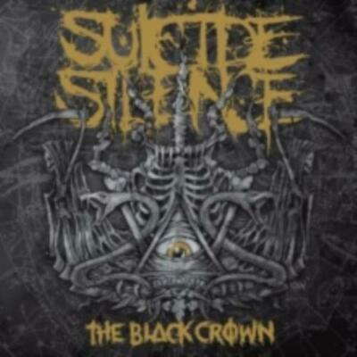 Suicide Silence: The Black Crown =CD= • 16.39£