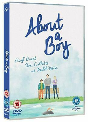 About A Boy [DVD], , Used; Good Book • 4.99£