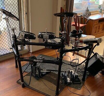 AU1800 • Buy Roland TD-9 Electronic Drum Kit
