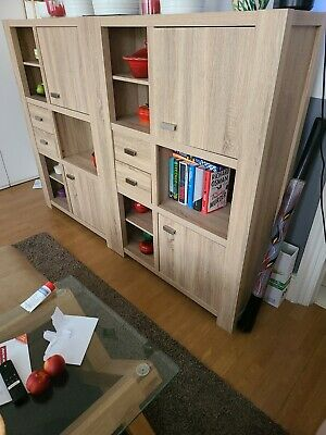 Next Corsica Furniture Bookshelf Display Unit X 2  • 9.20£