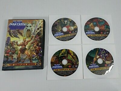 $89.99 • Buy He-Man And The Masters Of The Universe: The Complete Series (DVD, 2009)