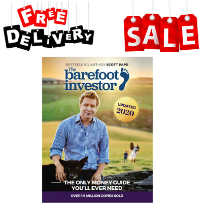 AU23.26 • Buy The Barefoot Investor 2020 Update: The Only Money Guide You'll Ever Need